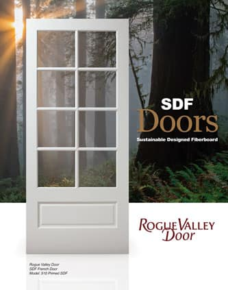 SDF DOORS ROGUE VALLEY