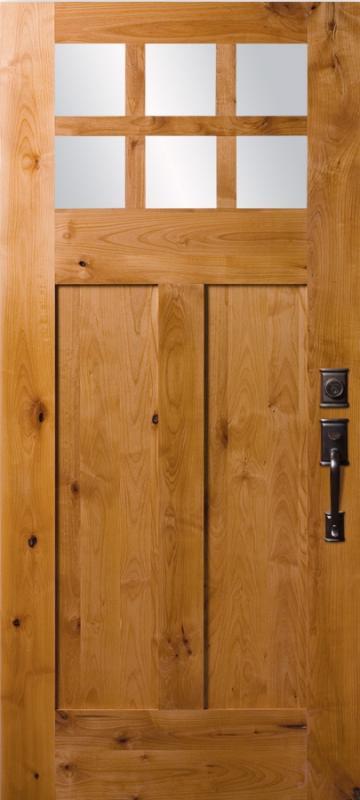 2662 Sg Rogue Valley Door