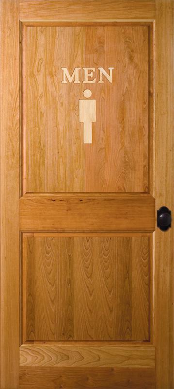 & 4082 MEN / Rogue Valley Door
